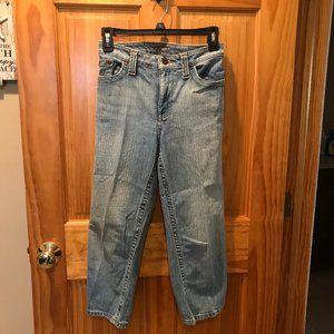 Apt. 9 Cropped Jeans